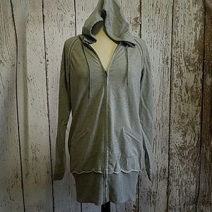 Urban Outfitters long length hoodie Large